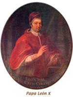 Papa León X