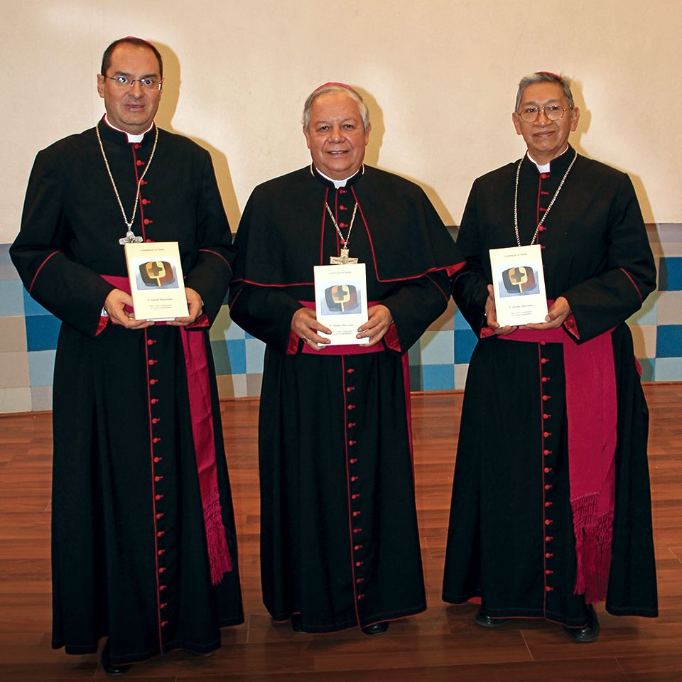 Obispos sinodo